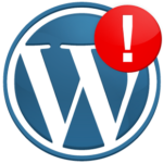 Wordpress ошибки